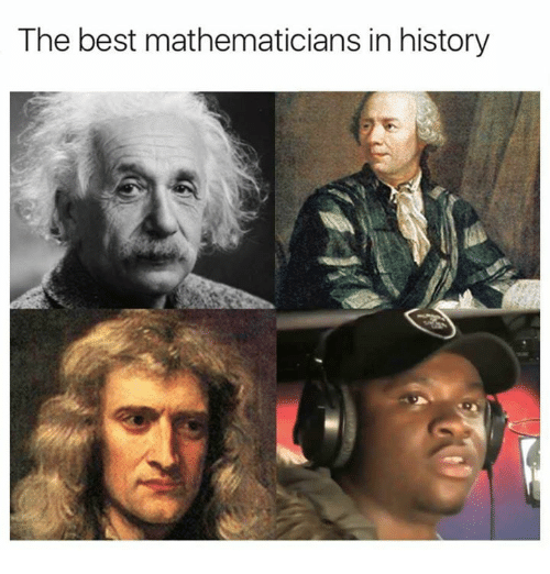Best, History, and The Best: The best mathematicians in history