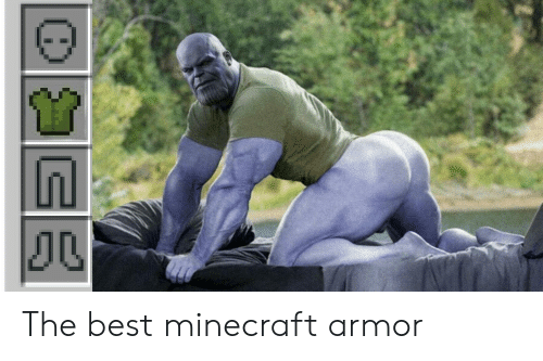 The Best Minecraft Arm...
