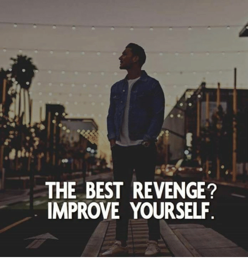 improve youself