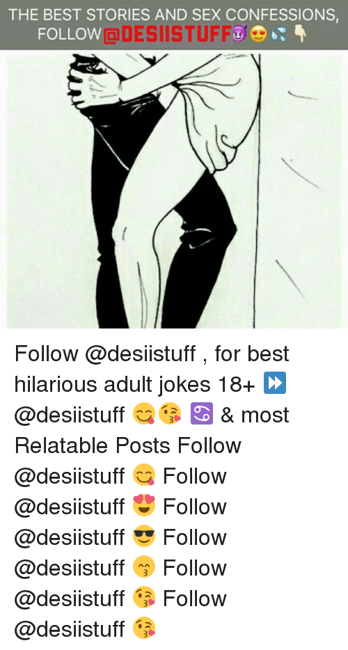 adult sex jokes