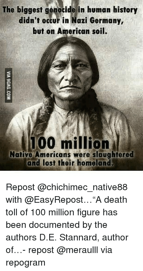 a history of how the native americans have been terminated Many millions of american citizens have native american states has been expressly terminated by congress american indian history is the.