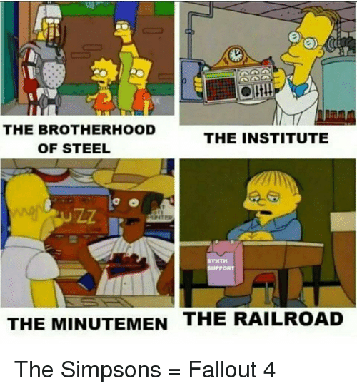 fallout 4 how to join the railroad