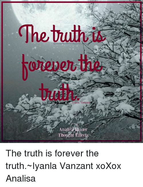 The Truth Is