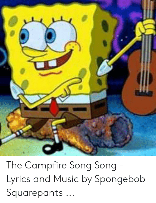 Spongebob Campfire Song Roblox Id Loud | Where Can You Get ...