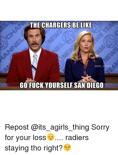 fuck you san diego