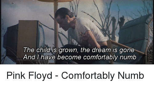 4a3629fc The Child Is Grown the Dream Is Gone and I Have Become Comfortably ...
