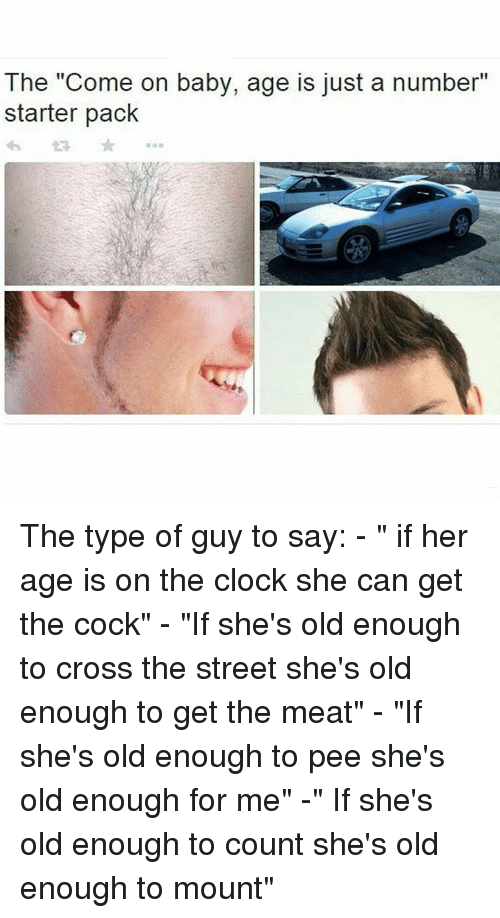 If Shes Old Enough