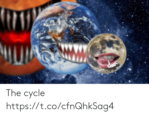 The, Https, and Cycle: The cycle https://t.co/cfnQhkSag4
