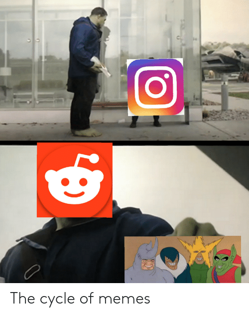 Memes, Dank Memes, and The: The cycle of memes