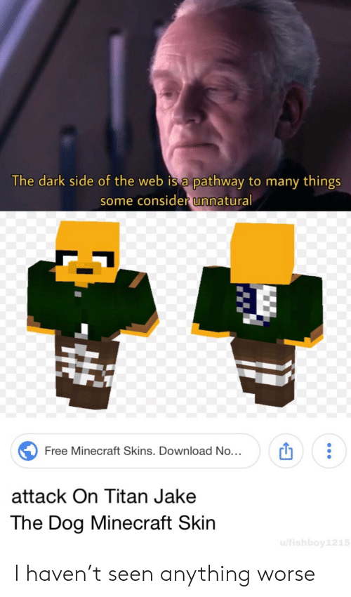 The Dark Side of the Web Is a Pathway to Many Things Some Consider