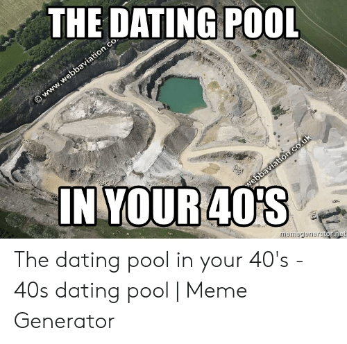 dating Pool meme verden av tanker t71 matchmaking