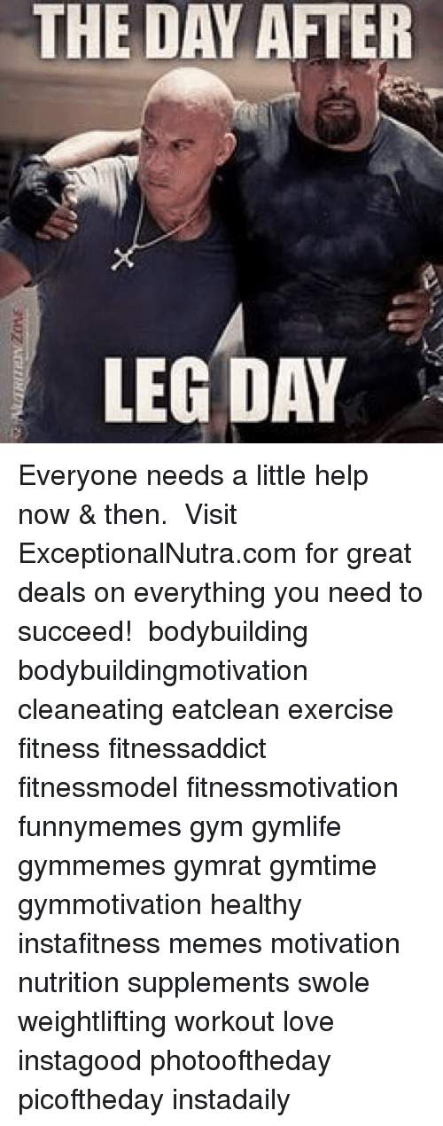 25+ Best Memes About Day After Leg Day