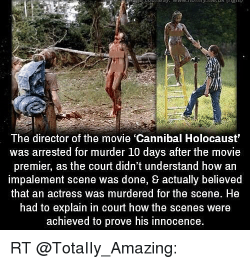cannibal holocaust movie free download