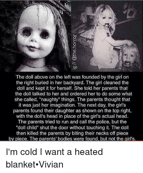 25+ Best Memes About Doll Heads