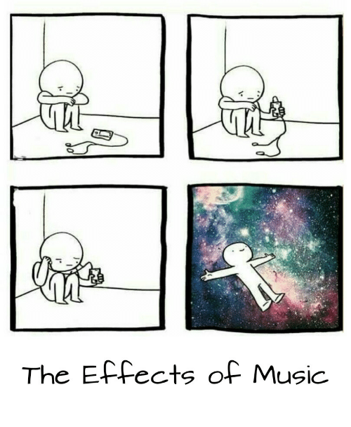 Music, The, and Effects: The Effects of Music