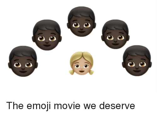 Emoji, Movie, and Dank Memes