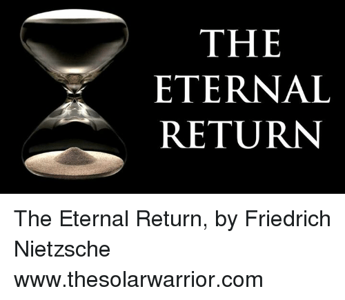 an essay on friedrich nietzsches view of the overman eternal return and will to power Rereadings of friedrich nietzche's nietzsche: contemporary styles of interpretation the will to power, the overman, and the eternal return.