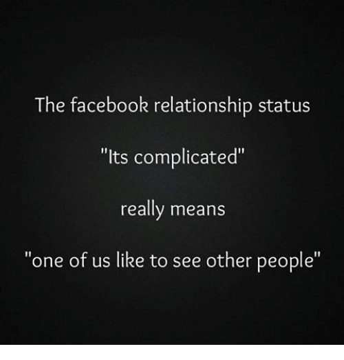 25+ Best Memes About Facebook Relationship Status ...
