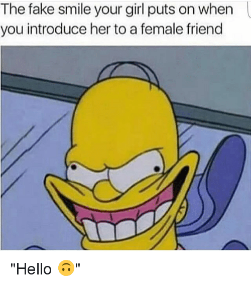 Female Friend