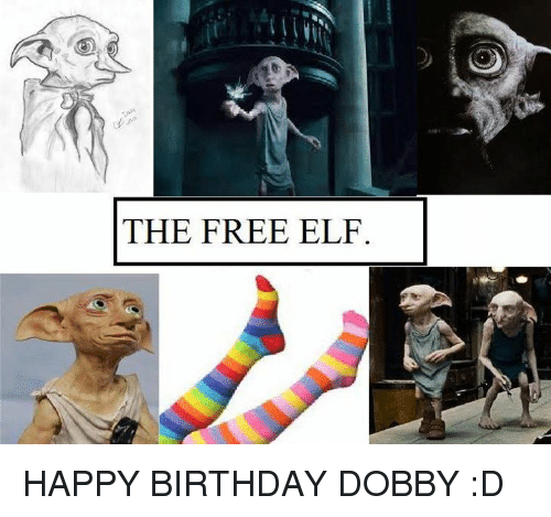 Search Dobby Is Free Memes On Me.me