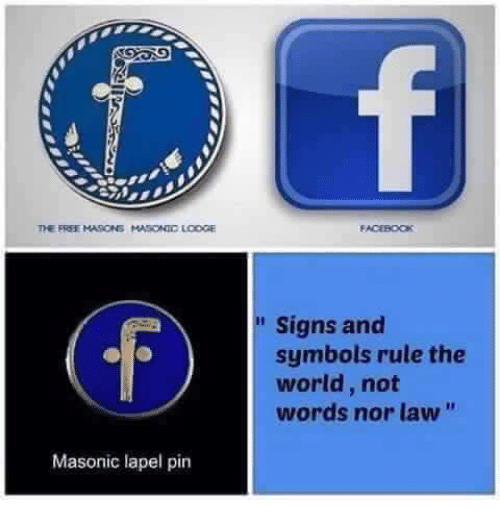 The Free Masons Masonic Lodge Masonic Lapel Pin Signs And Symbols