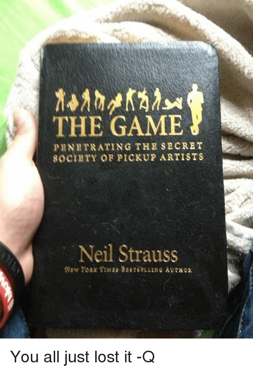 The game penetrating the secret