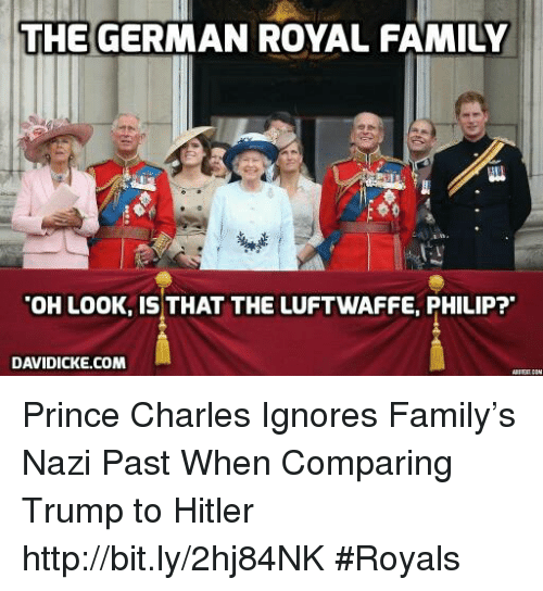 the german royal family toh look is that the luftwaffe 9754803 the german royal family toh look is that the luftwaffe philip