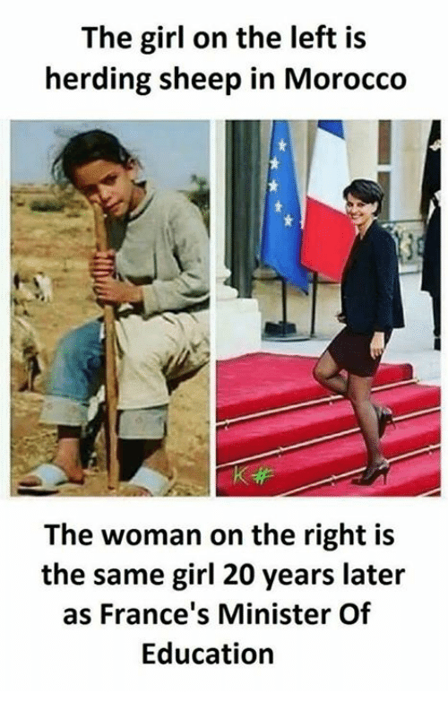 the girl on the left is herding sheep in morocco 22966093 25 best morocco memes was memes, egypte memes, 20 years memes