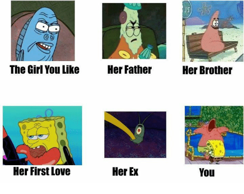The Girl You Like Her Father Her Ex Her First Love Her