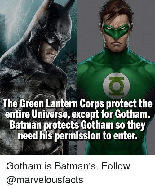 the green lantern corps protectthe entire universe except for gotham 14467775 the green lantern corps protectthe entire universe except for gotham