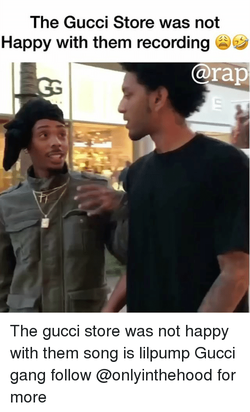 the gucci store was not happy with them recording arap 28284306 25 best not happy memes shitgibbon memes, uncomfortable memes