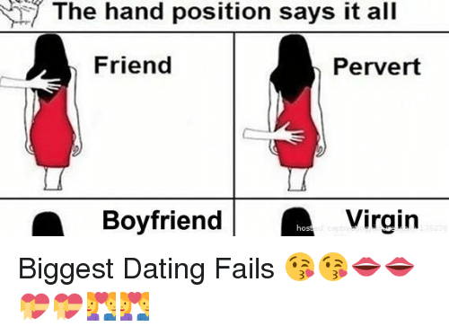 Dating fails hand position on piano 8