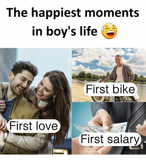 happiest moment in college life