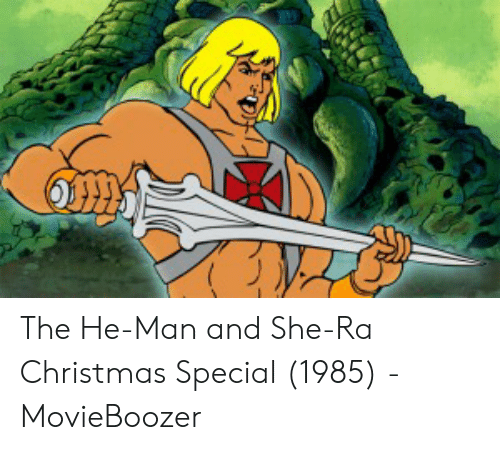 He Man Christmas.The He Man And She Ra Christmas Special 1985 Movieboozer
