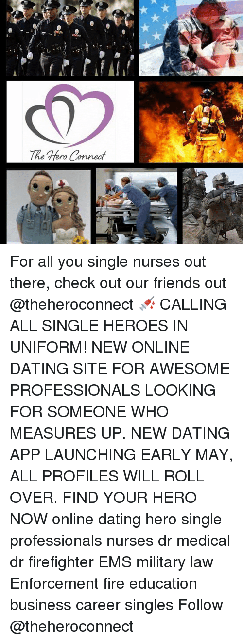 firefighter dating app