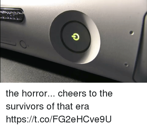 Cheers, Horror, and Survivors: the horror... cheers to the survivors of that era https://t.co/FG2eHCve9U