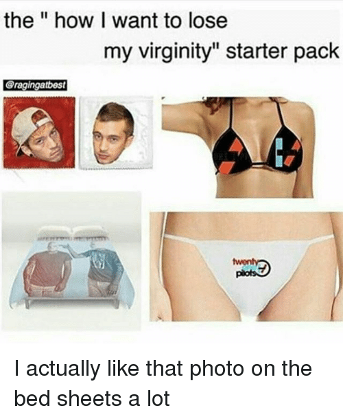 want to lose my virginity