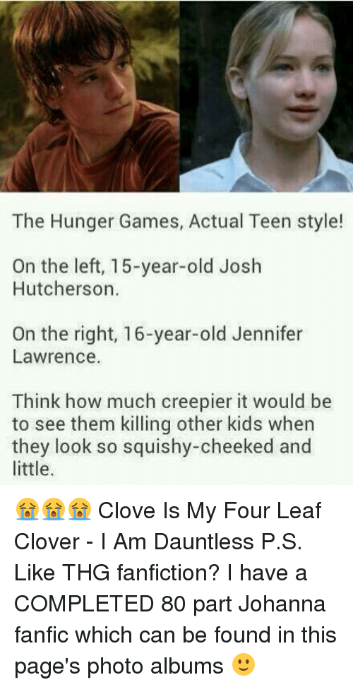 hunger games year