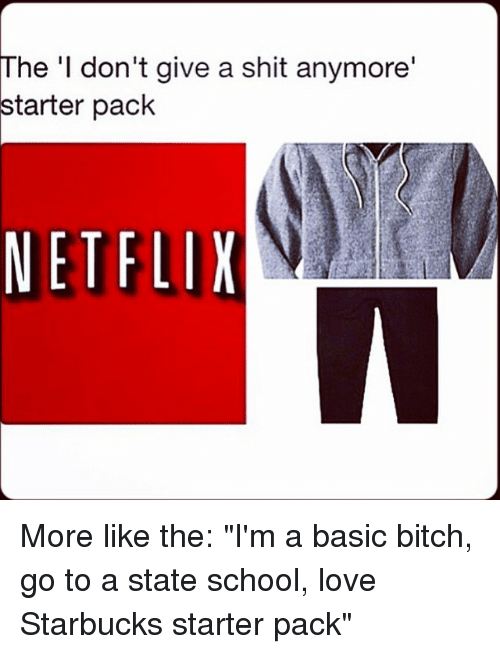 Basic Bitch Starter Kit Instagram