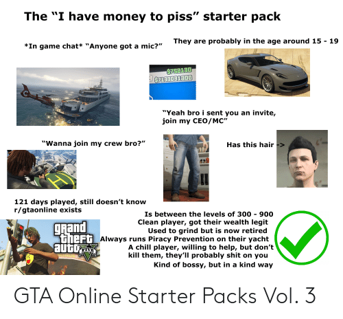 gta online how to start piracy prevention