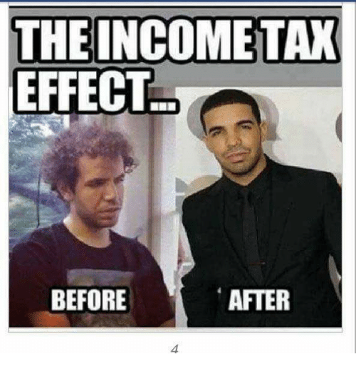 the income tax effect before after 17966708 the income tax effect before after meme on me me