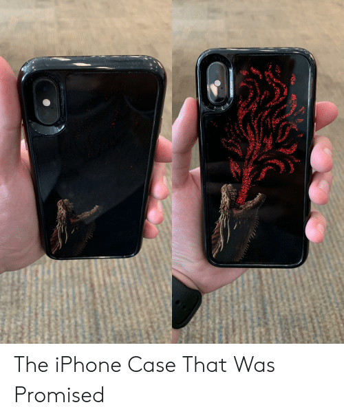 Iphone, The Iphone, and Case: The iPhone Case That Was Promised