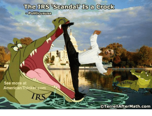 the irs scandal is a crock o politicususa see more at american