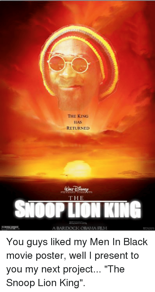the king has returned the snoopuonking a bar dock obama film you
