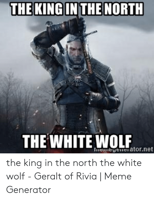 The King In The North The White Wolf Inembyciielatornet The