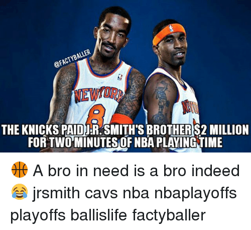 25+ Best Memes About J.R. Smith
