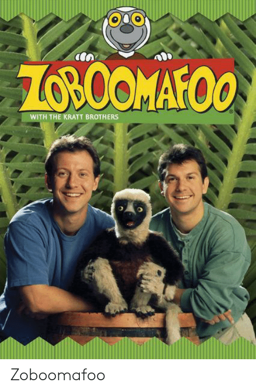Memes, 🤖, and Brothers: THE KRATT BROTHERS Zoboomafoo