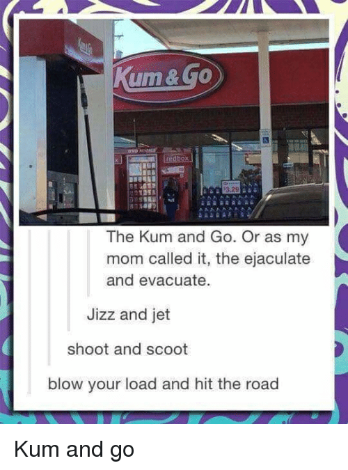 Tumblr blow and go