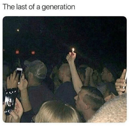 Dank, 🤖, and Generation: The last of a generation