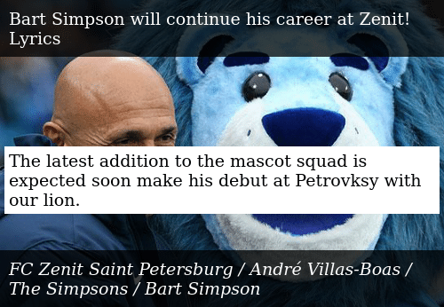The Latest Addition To The Mascot Squad Is Expected Soon Make His Debut At Petrovksy With Our Lion Donald Trump Meme On Me Me